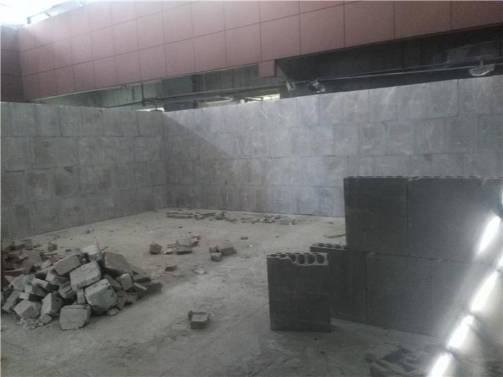 四川轻质隔墙施工