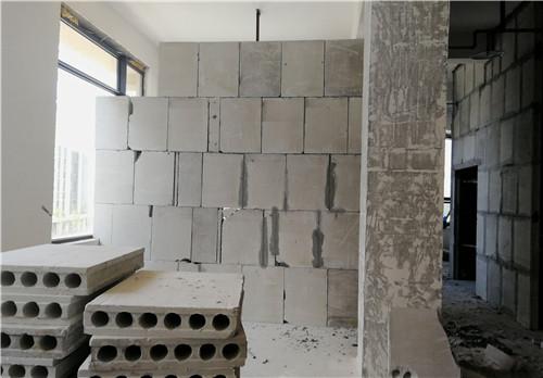 成都轻质隔墙板施工