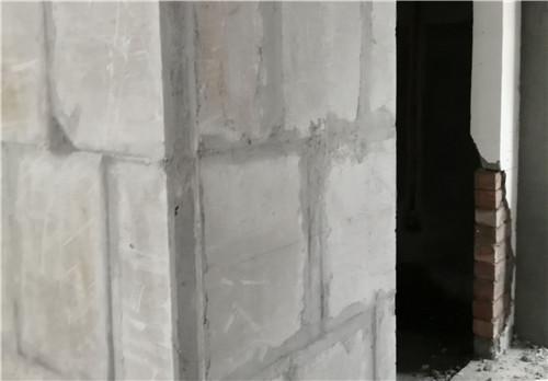 室内轻质隔墙板施工