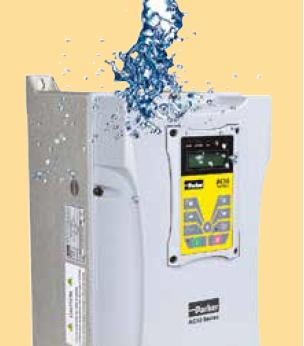 成都防水防尘变频器
