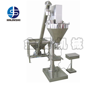JS-DFS粉剂定量包装机