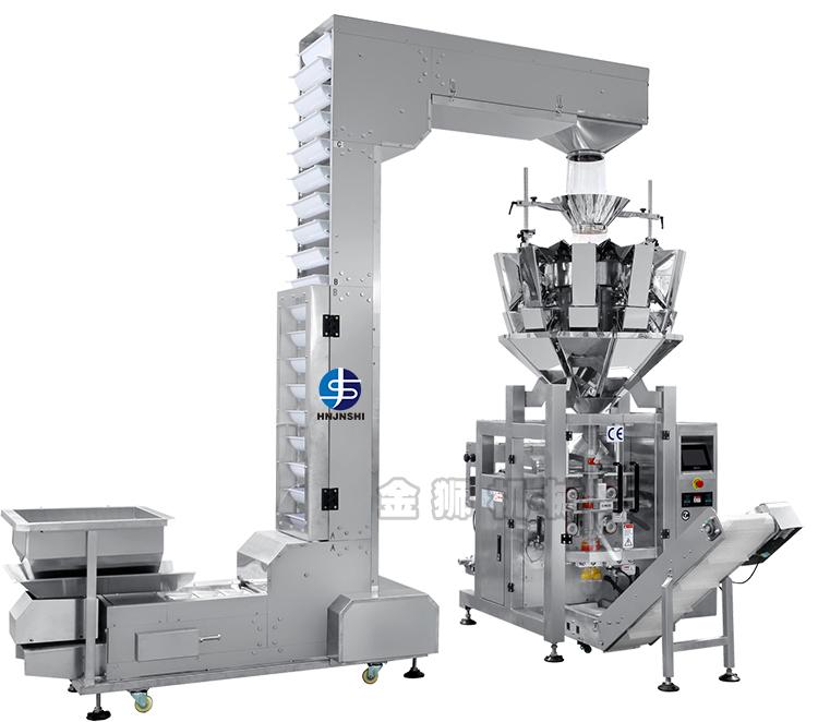 JSZ-320全自动颗粒定量包装机