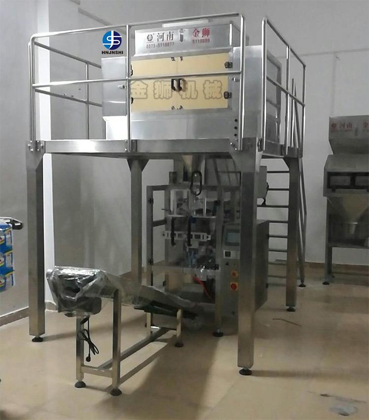 JSZ-200全自动颗粒定量包装机