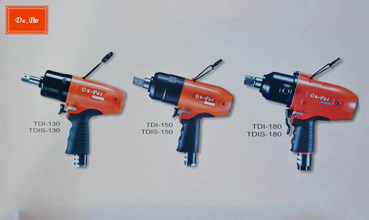 枪型定扭式油压脉冲工具