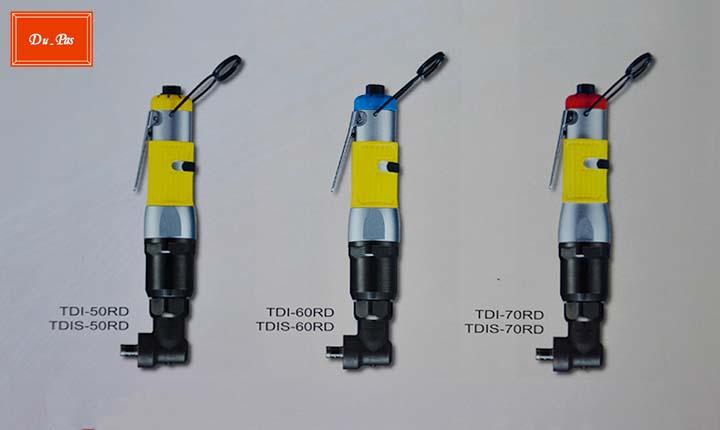 弯头型定扭式油压脉冲工具