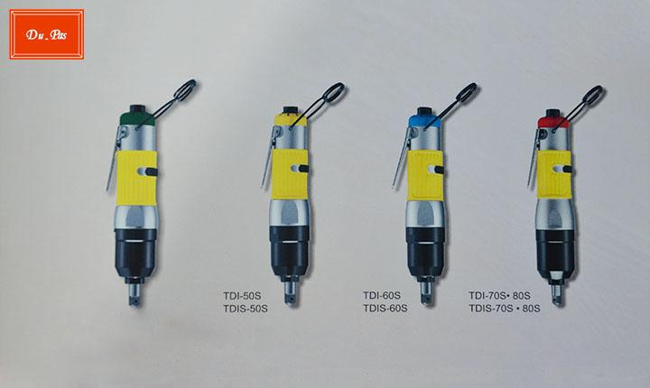 直型定扭式油压脉冲工具