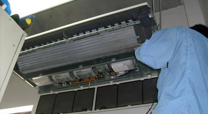 襄阳空调上门维修