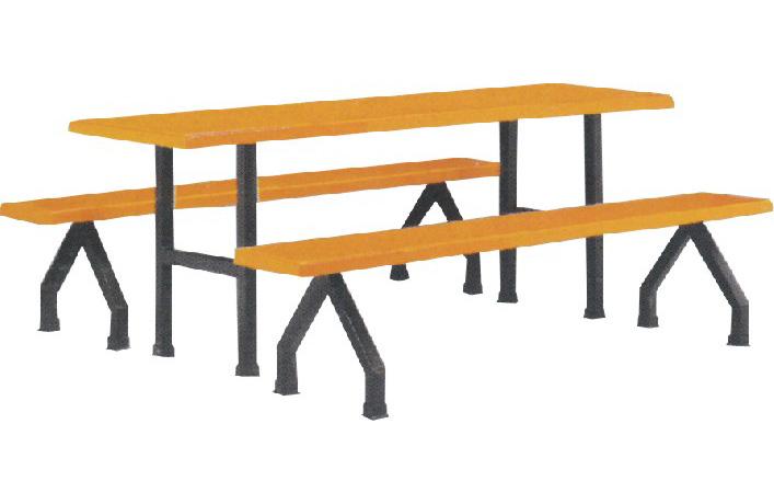 分体餐桌椅