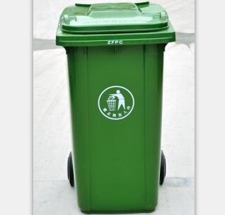 240L 塑料垃圾桶