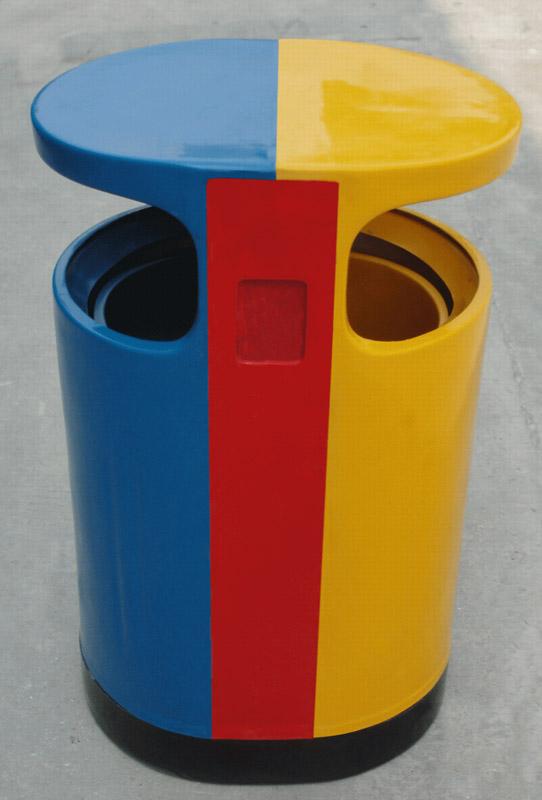 户外分类智能垃圾桶