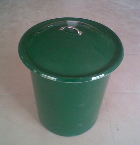 市政玻璃鋼垃圾桶