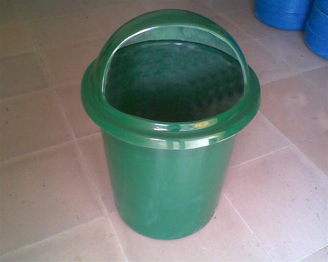 玻璃钢户外垃圾桶