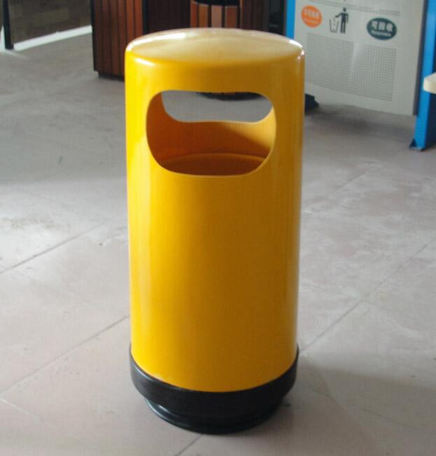 玻璃鋼戶外垃圾桶