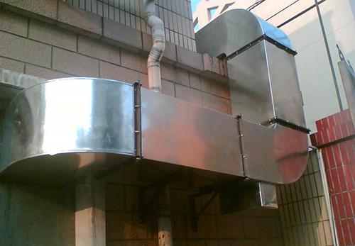 贵阳消防通风管道
