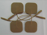 Low frequency physiotherapy electrode
