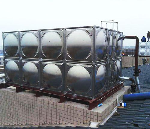贵阳组合式不锈钢水箱