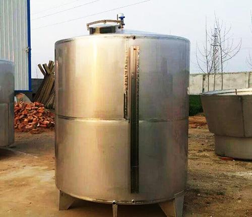 铜仁贵州不锈钢储存罐