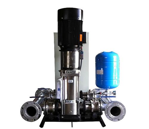 贵阳恒压变频给水设备