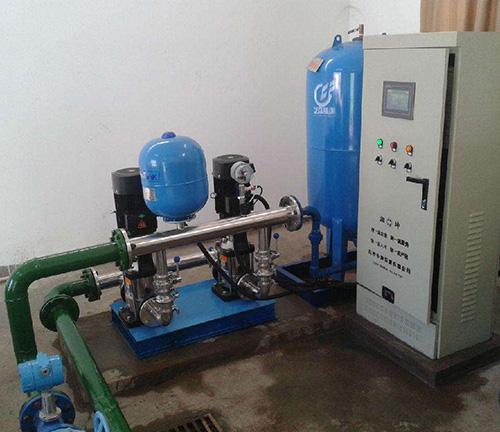 贵阳变频供水设备