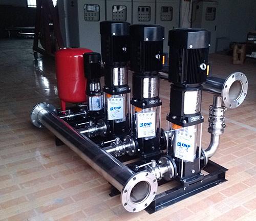 恒压变频供水系统