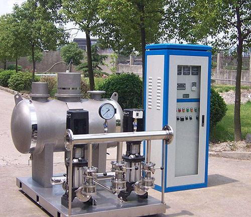 毕节贵州变频恒压供水系统