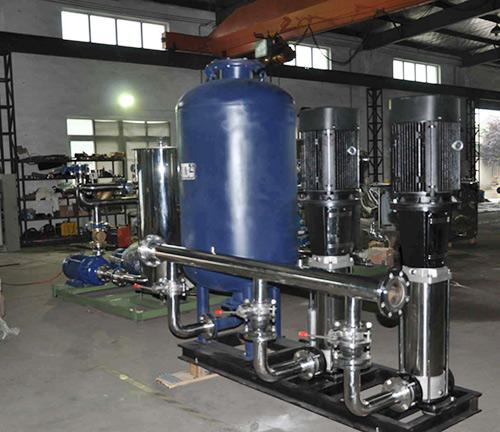 毕节变频恒压供水设备