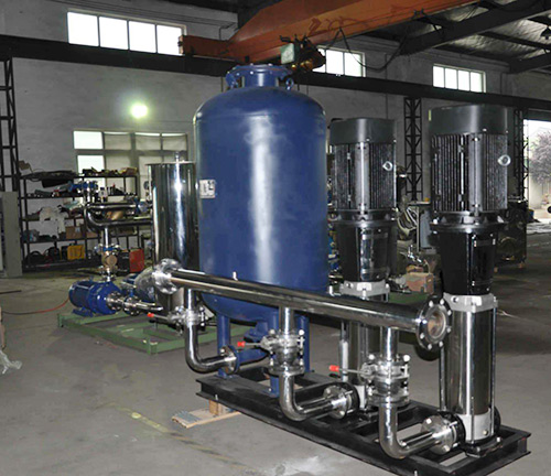 都匀变频恒压供水设备