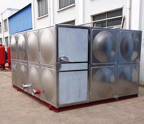 贵州箱泵一体化