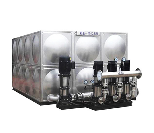 铜仁都匀箱泵一体化