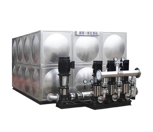 都匀箱泵一体化
