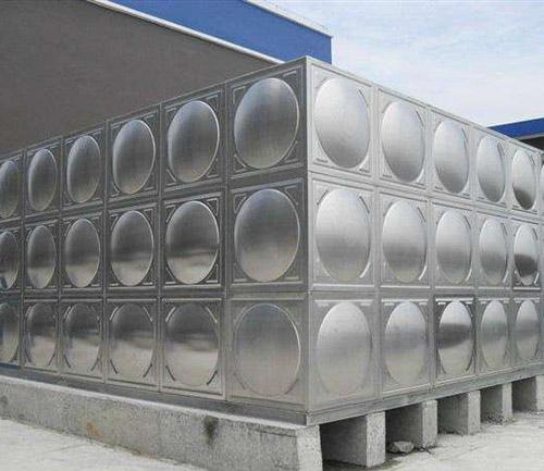 毕节贵州不锈钢水箱安装
