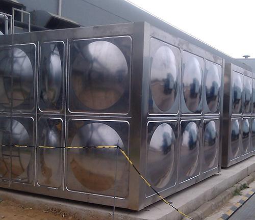 贵阳不锈钢水箱