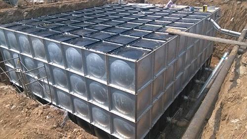 贵阳地埋式BDF消防增压一体化泵站