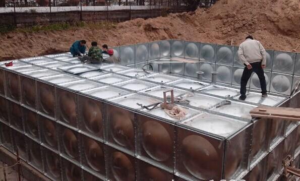 兴义消防增压泵站