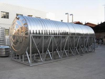 贵州卧式不锈钢水箱