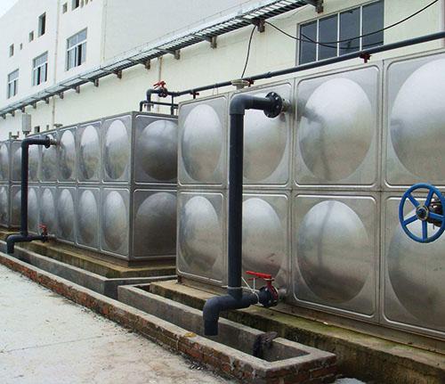 贵州高位消防水箱