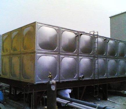 贵州屋顶消防水箱