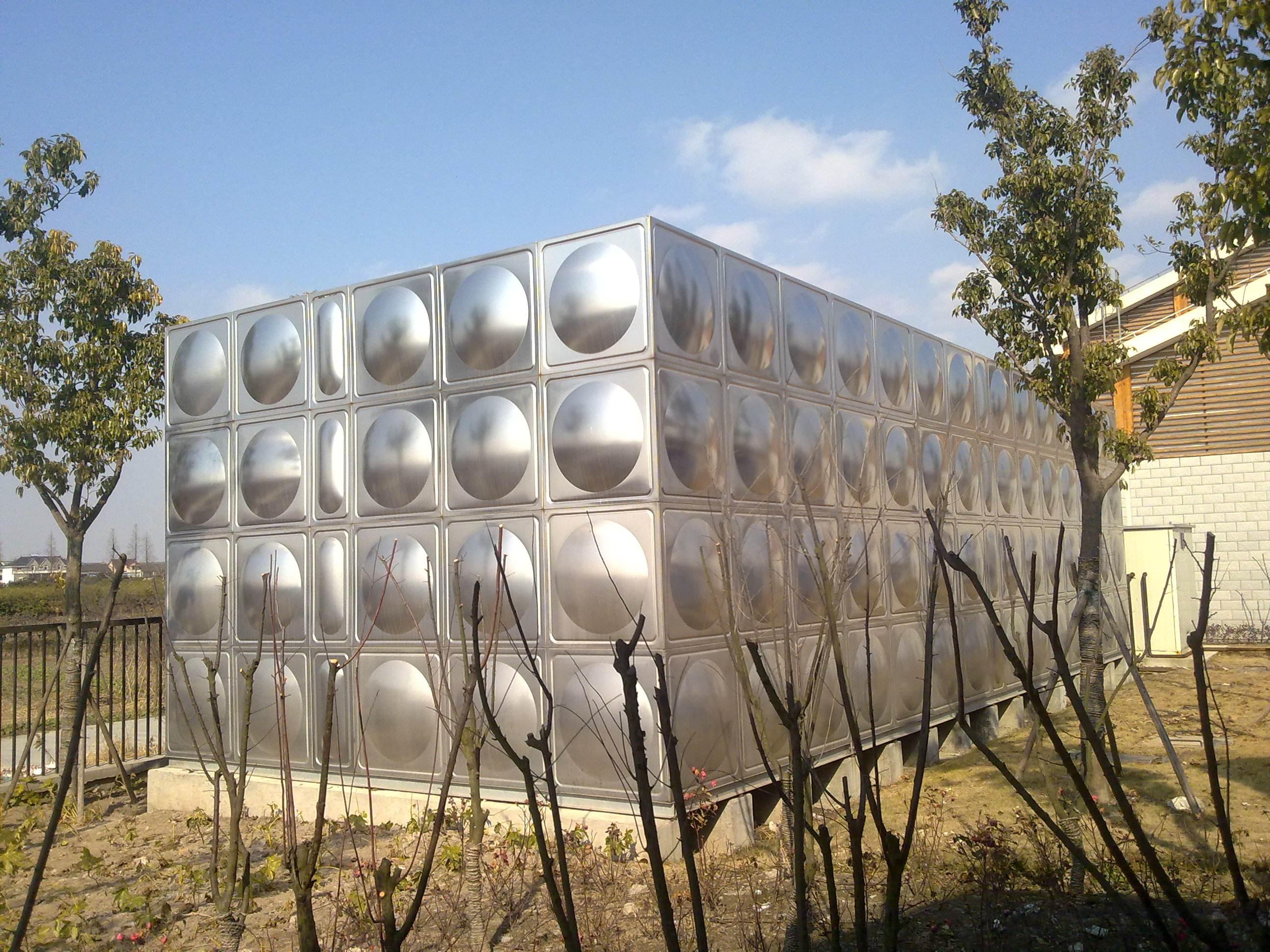 铜仁组合式水箱