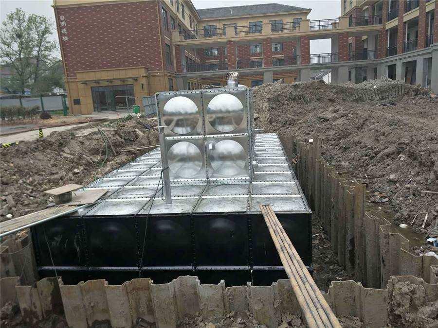 贵州地埋式不锈钢水箱