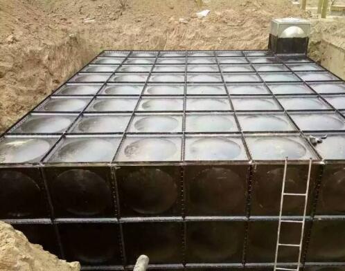 贵阳地埋式不锈钢水箱
