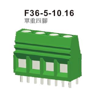 F36-5-10.16单重四脚