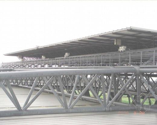 贵阳管桁架架构