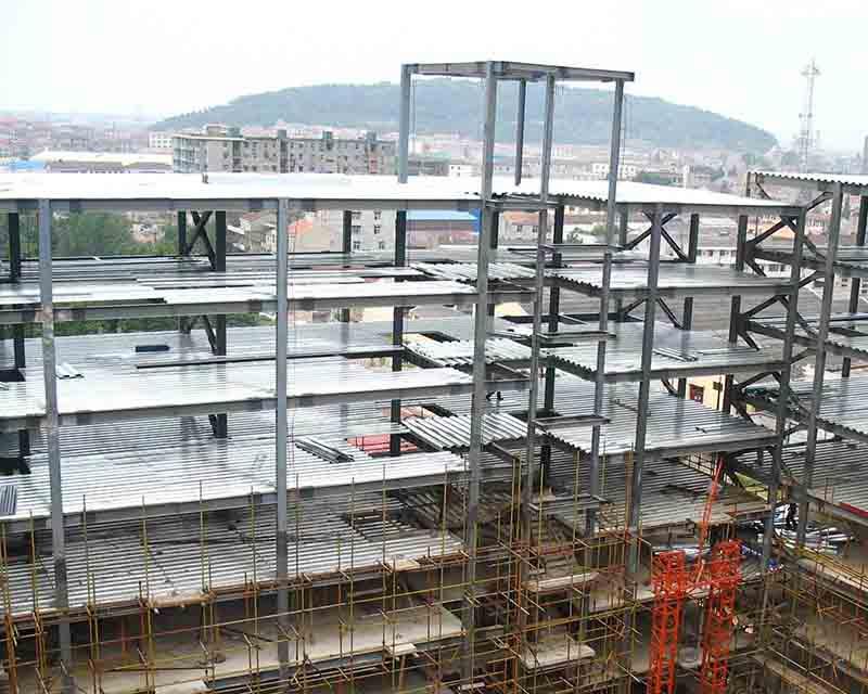 贵州高层钢结构