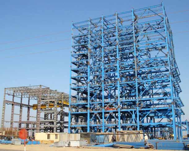 贵州多层钢结构