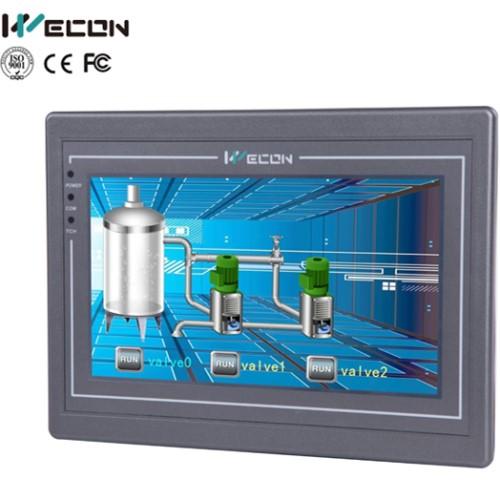 维控触摸屏PI3000系列10.2高端人机界面