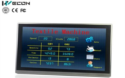 维控触摸屏PI系列15寸人机界面