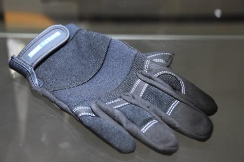 超纤运动手套皮革