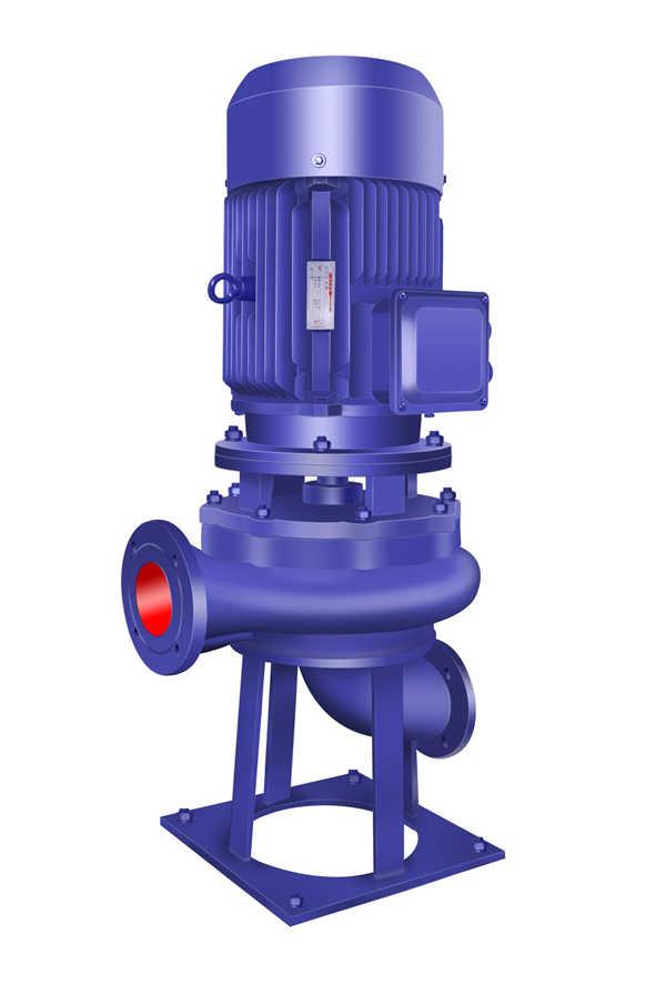 西安管道式排污泵