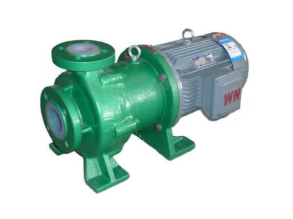 西安氟塑料磁力泵