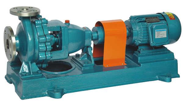 西安高温化工耐腐蚀泵
